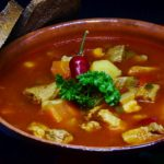 Veal regout soup